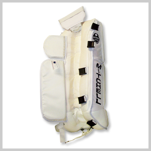 Featherlite Back White 300b
