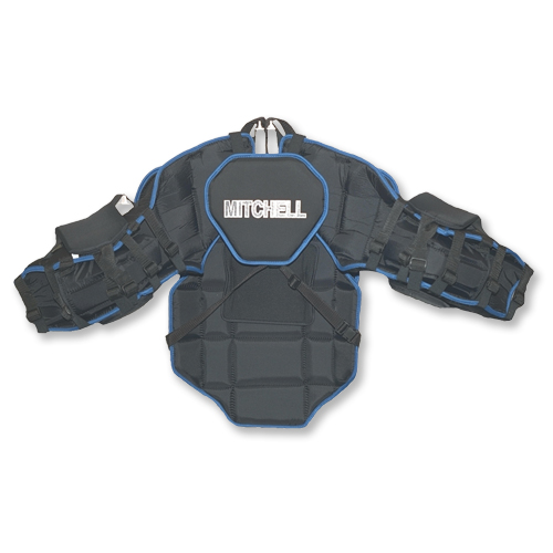 Crown Body Armour Back 500