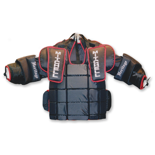 Heritage Body Armour 1 Front 500