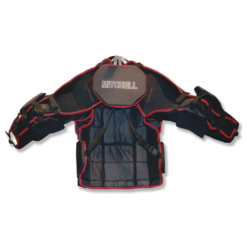 Heritage Body Armour Back 500