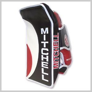 TriFlexX Goalie Blocker Front Side300b
