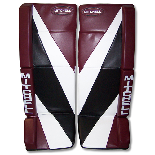 New Premier Goal pad Front 500