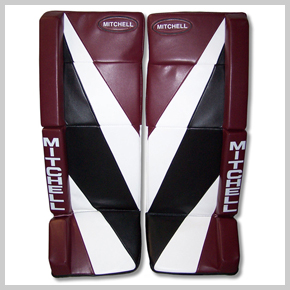 New Premier Goal pad Front 300